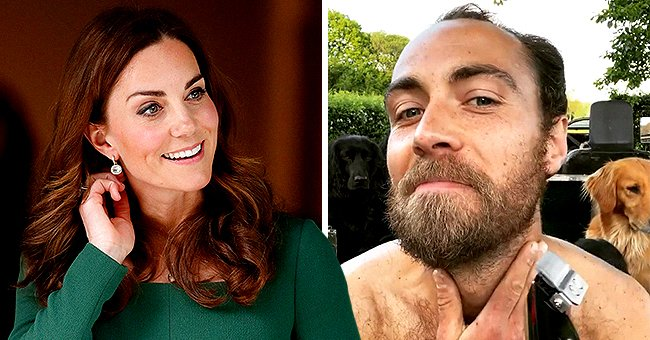 Kate Middleton's Brother James Shaves Beard to Surprise Fianceé Alizee Thevenet during Lockdown