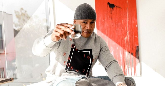 LL Cool J Looks Youthful as He Raises a Glass and Shares an Inspiring Message on Instagram (Photo)
