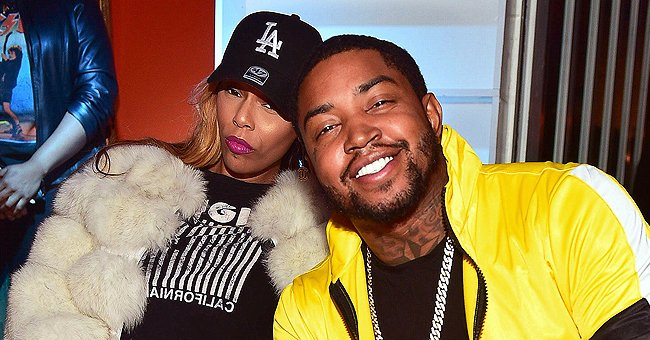 Lil Scrappy's Pregnant Wife Flaunts Her Baby Bump in Money Print Catsuit & Cape in Recent Snaps