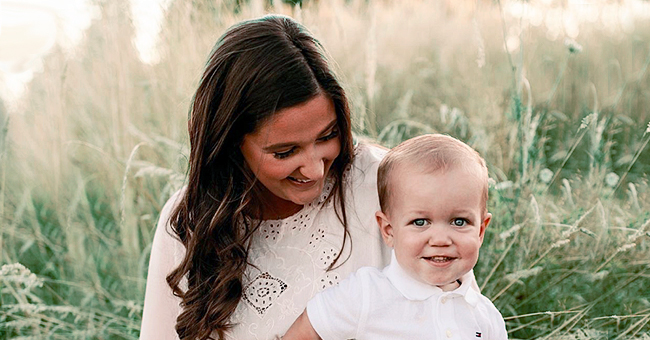 Tori Roloff's Son Jackson Gently Touches Her Baby Bump in a Sweet New Photo