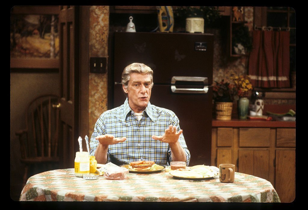 """Richard Mulligan on """"SOAP"""" - Show Coverage - Shoot Date: October 10, 1979 