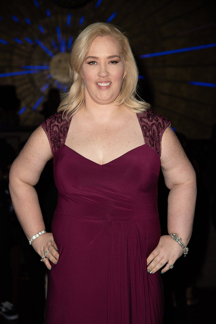 Mama June attending Bossip Best Dressed List Event  in Los Angeles, California, in July 2018. I Photo: Getty Images.