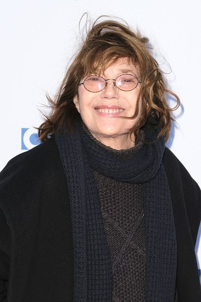 L'actrice Jane Birkin assiste à l'hommage à Agnes Varda au CNC le 08 avril 2019 à Paris, France. | Photo : Getty Images