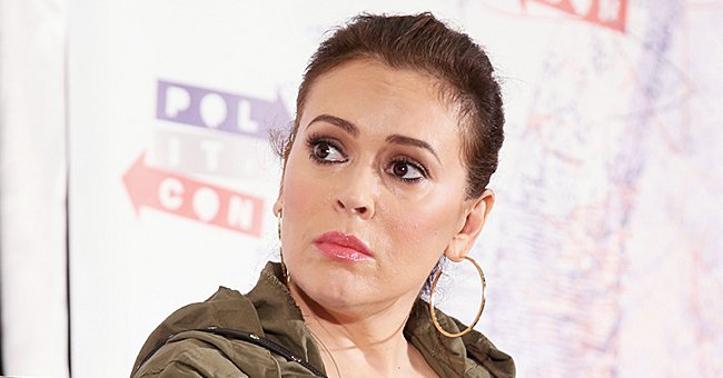 Alyssa Milano Asks Fans to Take COVID-19 Seriously – See What the Virus Did to Her Hair