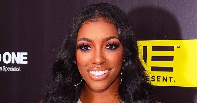 Porsha William's Daughter Pilar Shows off Being a Daddy's Girl in a New Picture