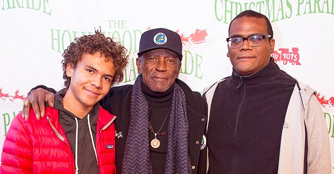 Legendary Actor Louis Gossett Jr Has Two Lookalike Sons Named Satie and Sharron – Inside His Life as a Father