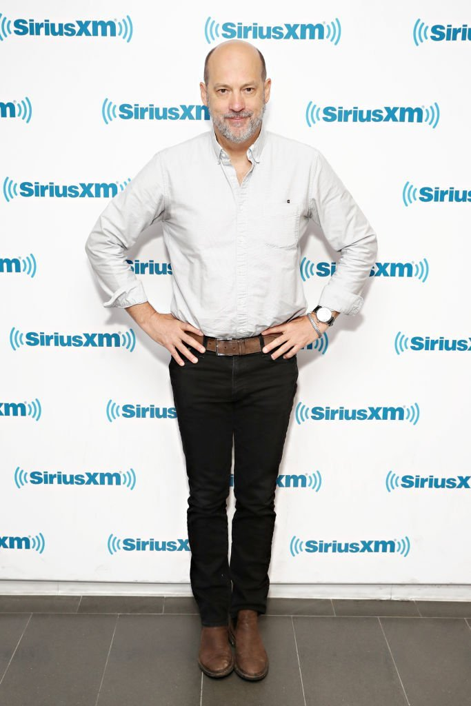 Anthony Edwards visits the SiriusXM Studios on June 11, 2019 in New York City. | Getty Images / Global Images Ukraine