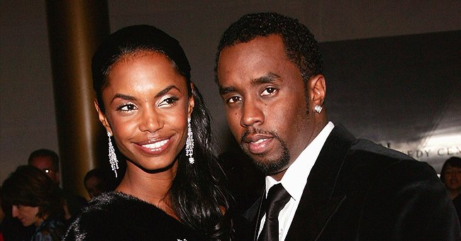 Diddy & Kim Porter's Twins Show Long Braids Posing in Ripped Shorts & Gray T-Shirts in New Pics