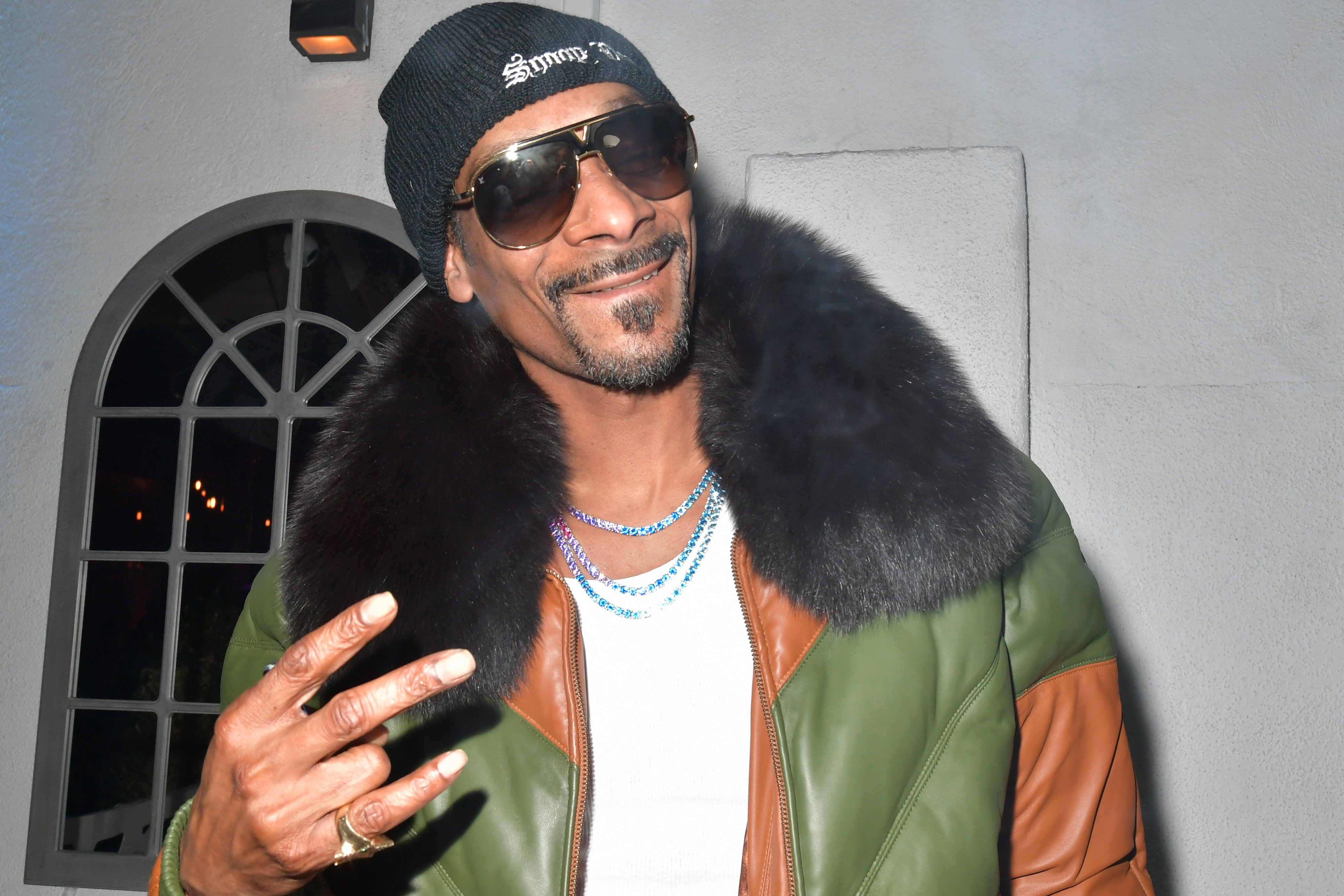 """Snoop Dogg attends the after party of Neon And Vice Studio's """"The Beach Bum"""" at ArcLight Hollywood on March 28, 2019 