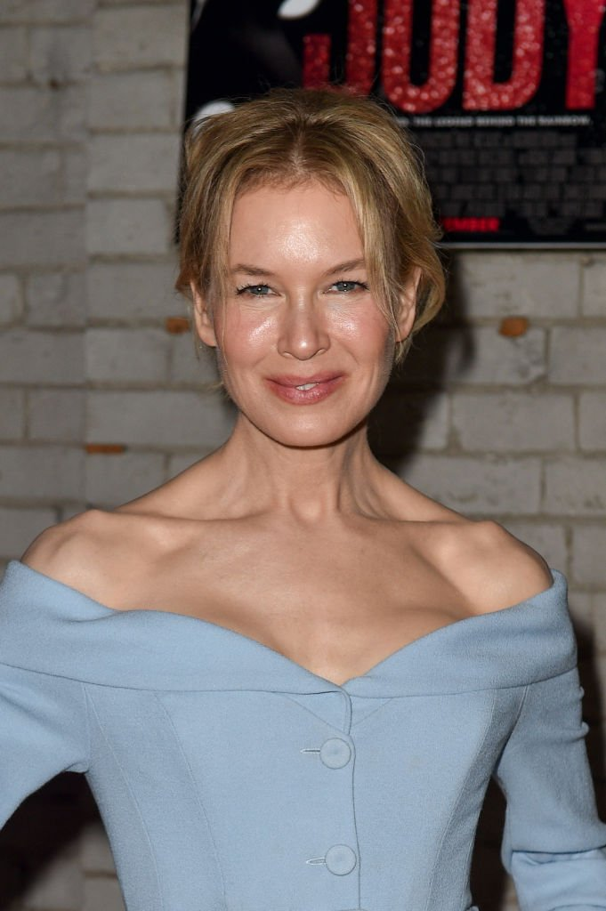 """Rene Zellweger at the RBC Hosted """"Judy"""" Cocktail Party. 
