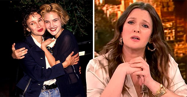 Drew Barrymore Has Forgiven Her Mom for Putting Her in a Psychiatric Ward at 13