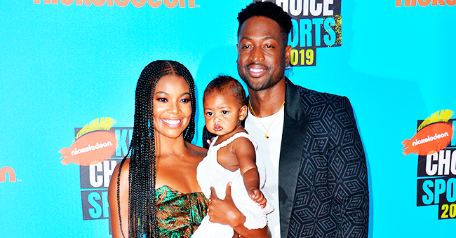 Gabrielle Union's Baby Kaavia Makes Red Carpet Debut at Kids' Choice Sports Awards