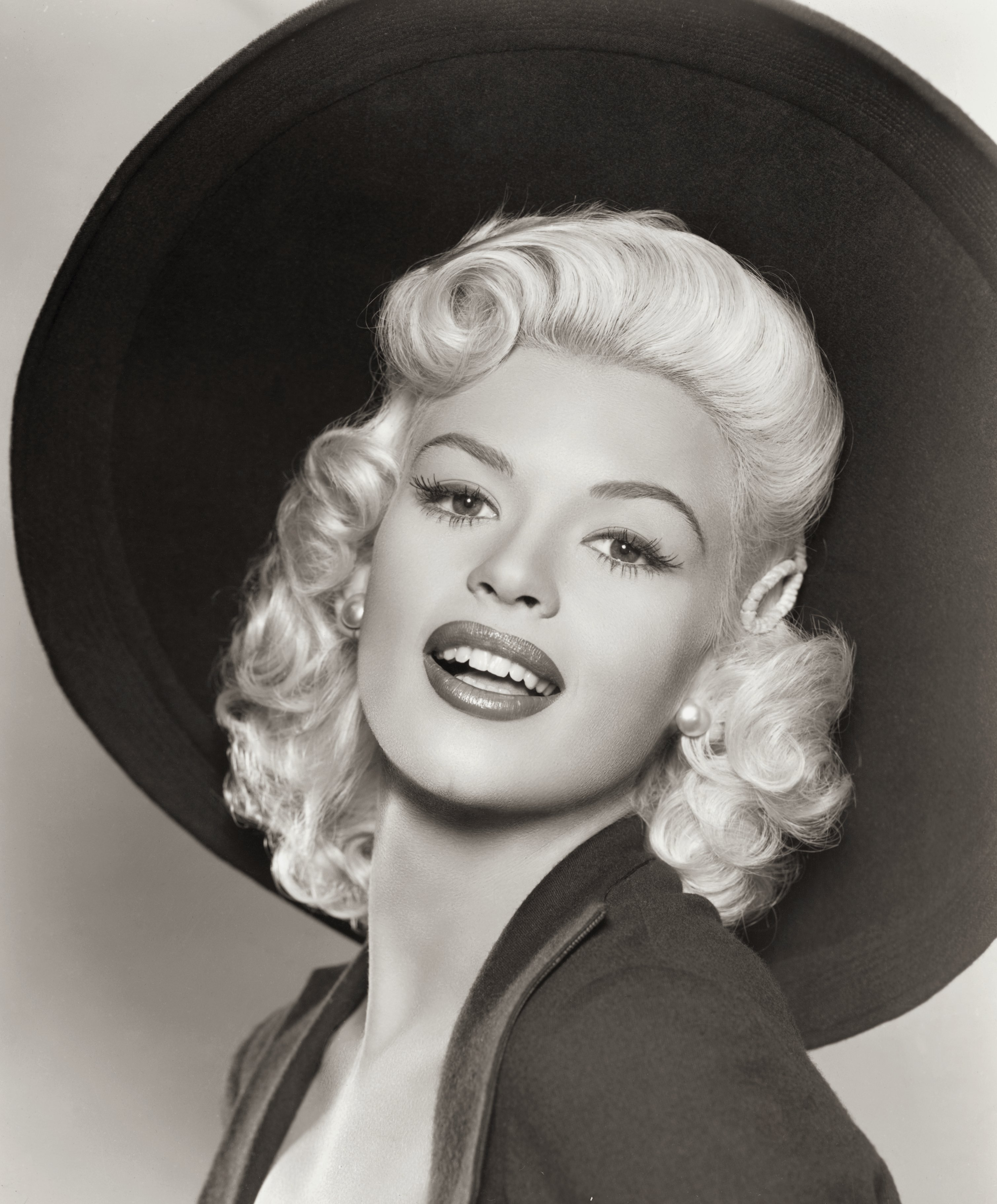 The late Hollywood sex symbol, Jayne Mansfield | Photo: Getty Images