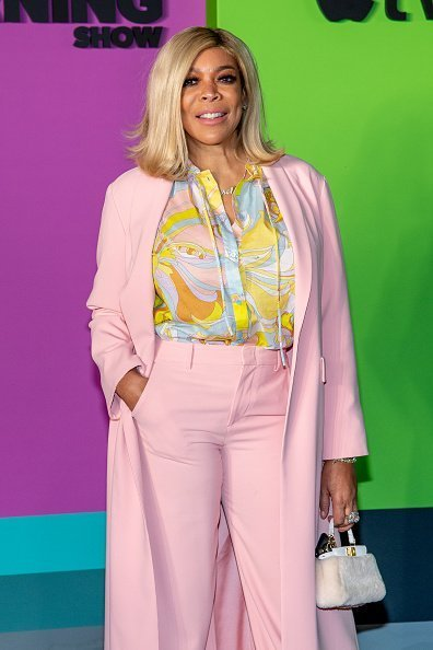 "Wendy Williams at Apple TV+'s ""The Morning Show"" world premiere on October 28, 2019 