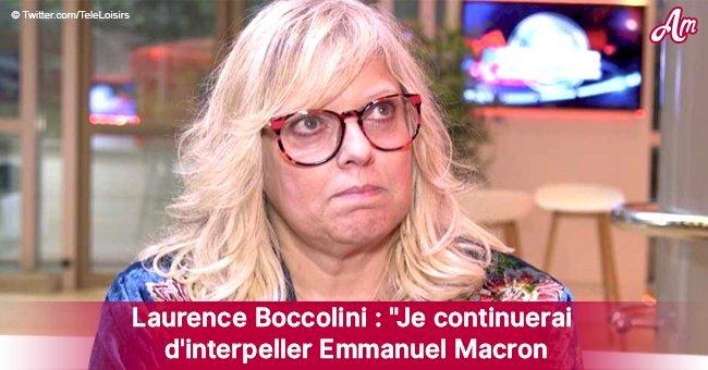"""""""Il s'en fout"""": Inquiète de la santé de son enfant, Laurence Boccolini interpelle Macron"""