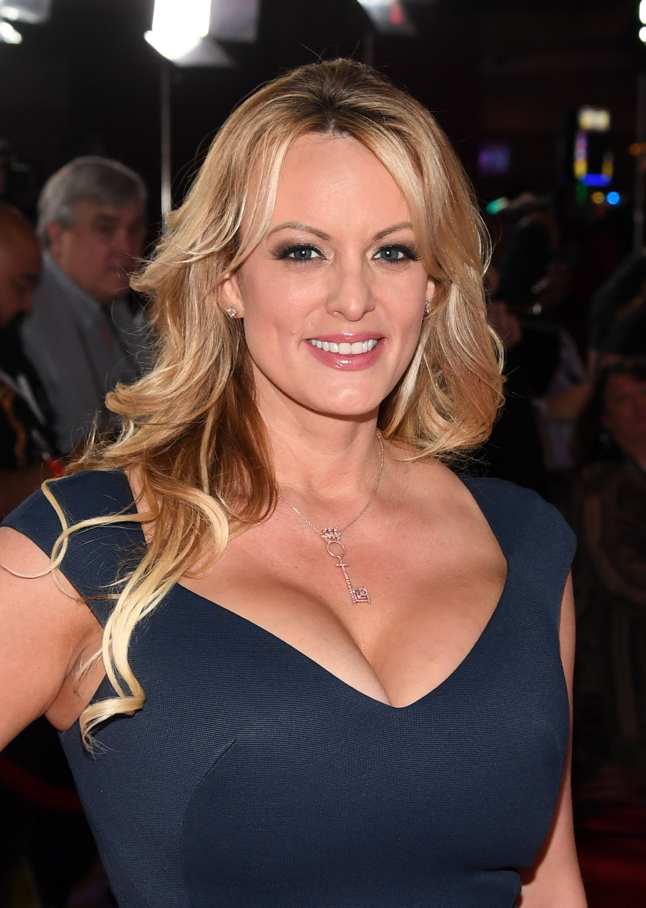 Stormy Daniels attending the 2019 Adult Video News Awards at the Hard Rock Hotel & Casino in Las Vegas | Photo: Getty Images
