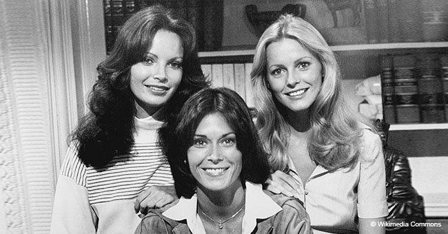 'Charlie's Angels' Jaclyn Smith & Cheryl Ladd look ageless reuniting years after the series ended