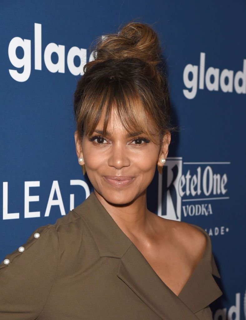 Halle Berry attends the 29th Annual GLAAD Media Awards at The Beverly Hilton Hotel on April 12, 2018 | Photo: Getty Images