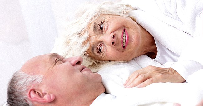 Daily Joke: Elderly Lady Turned to Her Husband in a Romantic Mood One Night