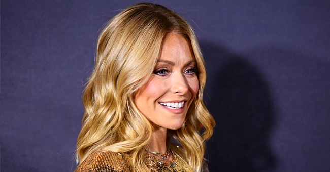 Kelly Ripa Shares a Topless Snap of Husband Mark Consuelos in 'Riverdale'
