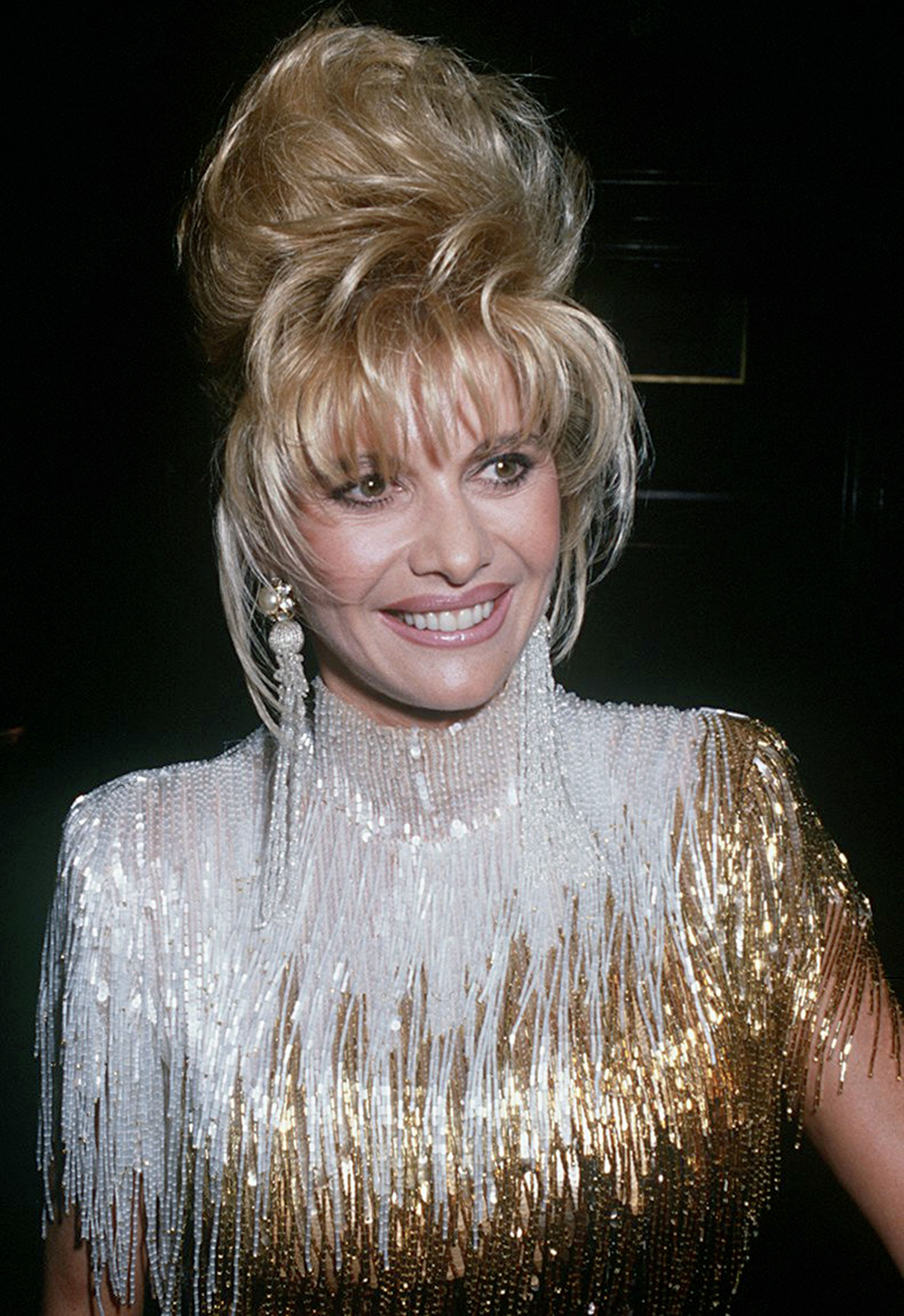 Ivana Trump, circa 1992. | Source: Getty Images