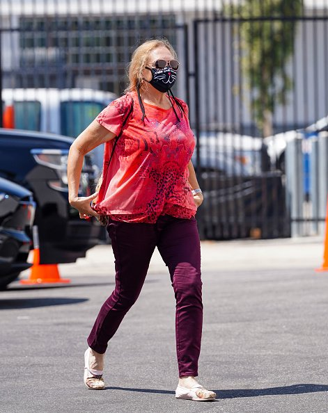 Carole Baskin is seen on September 04, 2020 in Los Angeles, California. | Photo: Getty Images