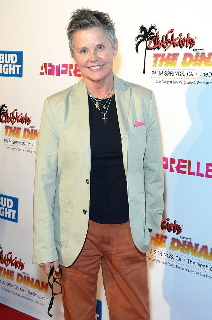 Amanda Bearse at Palm Springs Convention Center on April 2, 2016 in Palm Springs, California | Source: Getty Images/Global Images Ukraine
