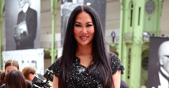 Kimora Lee Simmons Shares Photo of Youngest Son Wolfe and Fans Love It