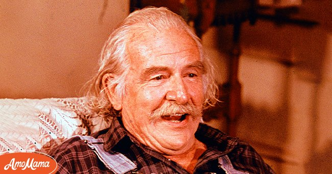 """Will Geer as Grandpa Walton in """"The Waltons"""" circa 1974   Photo: Getty Images"""