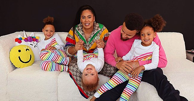 Steph Curry's Wife Ayesha Reveals She Spent Her 31st Birthday Surrounded by Her Husband & Kids