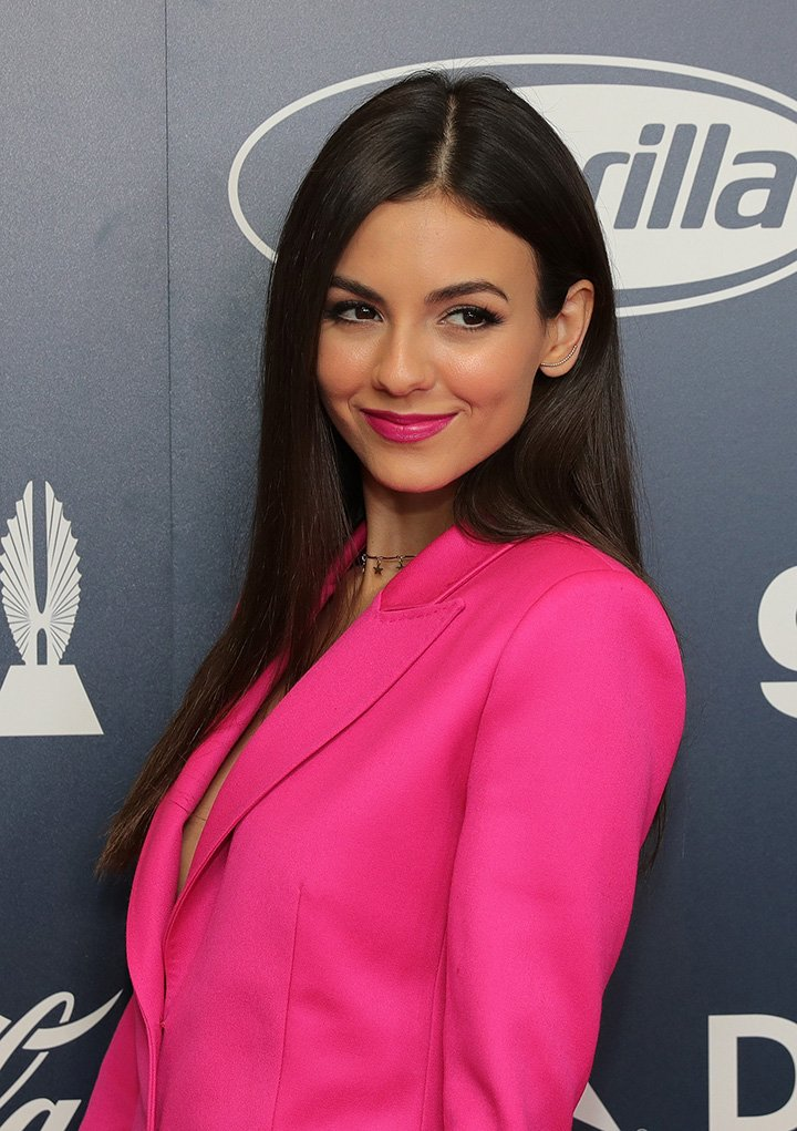 Victoria Justice. I Image: Getty Images.