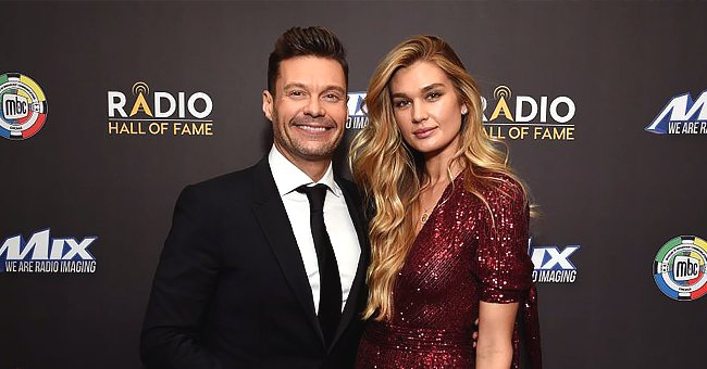 Ryan Seacrest Talks Relationship with Shayna Taylor and His Work-Life Balance