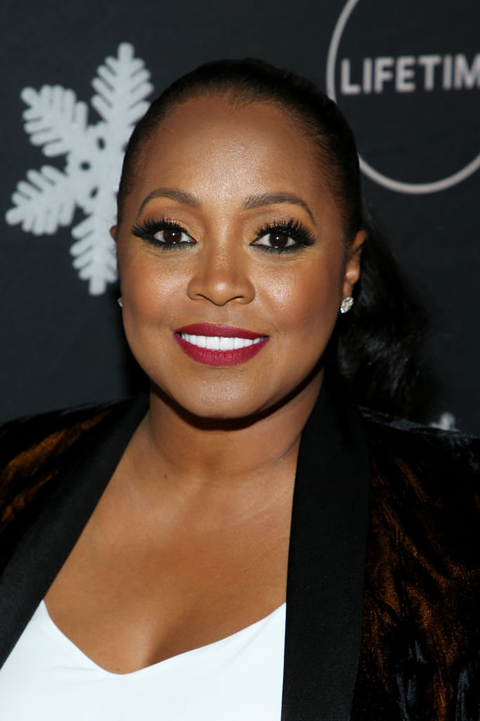 "Keshia Knight Pulliam attends ""It's A Wonderful Lifetime"" Holiday Party at STK Los Angeles 