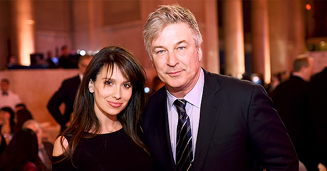 'Will & Grace' Actor Alec Baldwin's Pregnant Wife Hilaria Shares Adorable Photo of Her Baby Bump