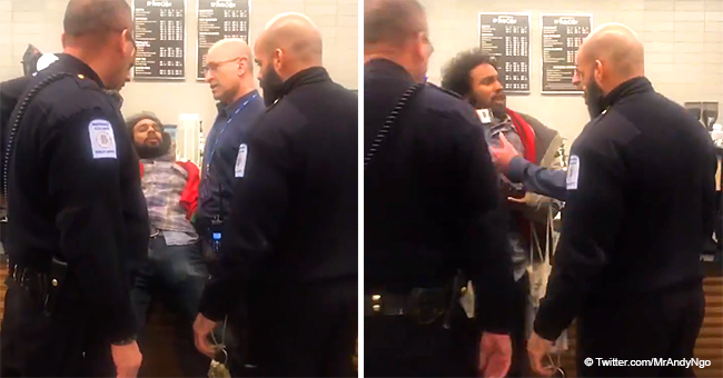Campus Cops Suspended after Pinning down Black Columbia Student