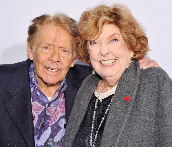 Jerry Stiller and Anne Meara at Gracie Mansion on June 4, 2012 in New York City | Photo: Getty Images