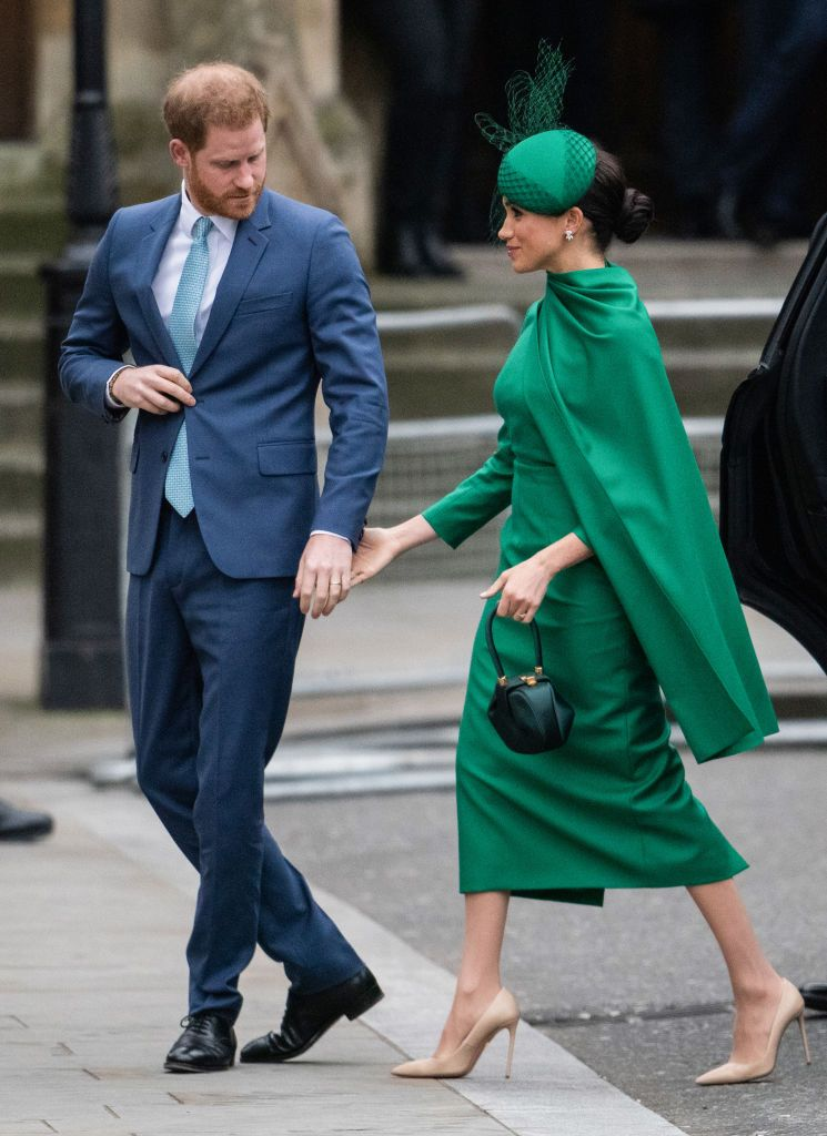 Prince Harry, Duke of Sussex and Meghan Markle, Duchess of Sussex attend the Commonwealth Day Service 2020 on March 09, 2020 | Getty Images
