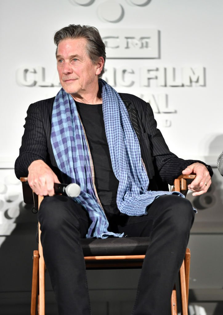 Tim Matheson at the TCM Classic Film Festival on April 29, 2018 in Hollywood, California | Source: Getty Images