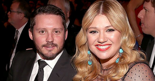 Brandon Blackstock and Kelly Clarkson at the 55th Annual Grammy Awards on February 10, 2013, in Los Angeles, California | Photo: Christopher Polk/Getty Images