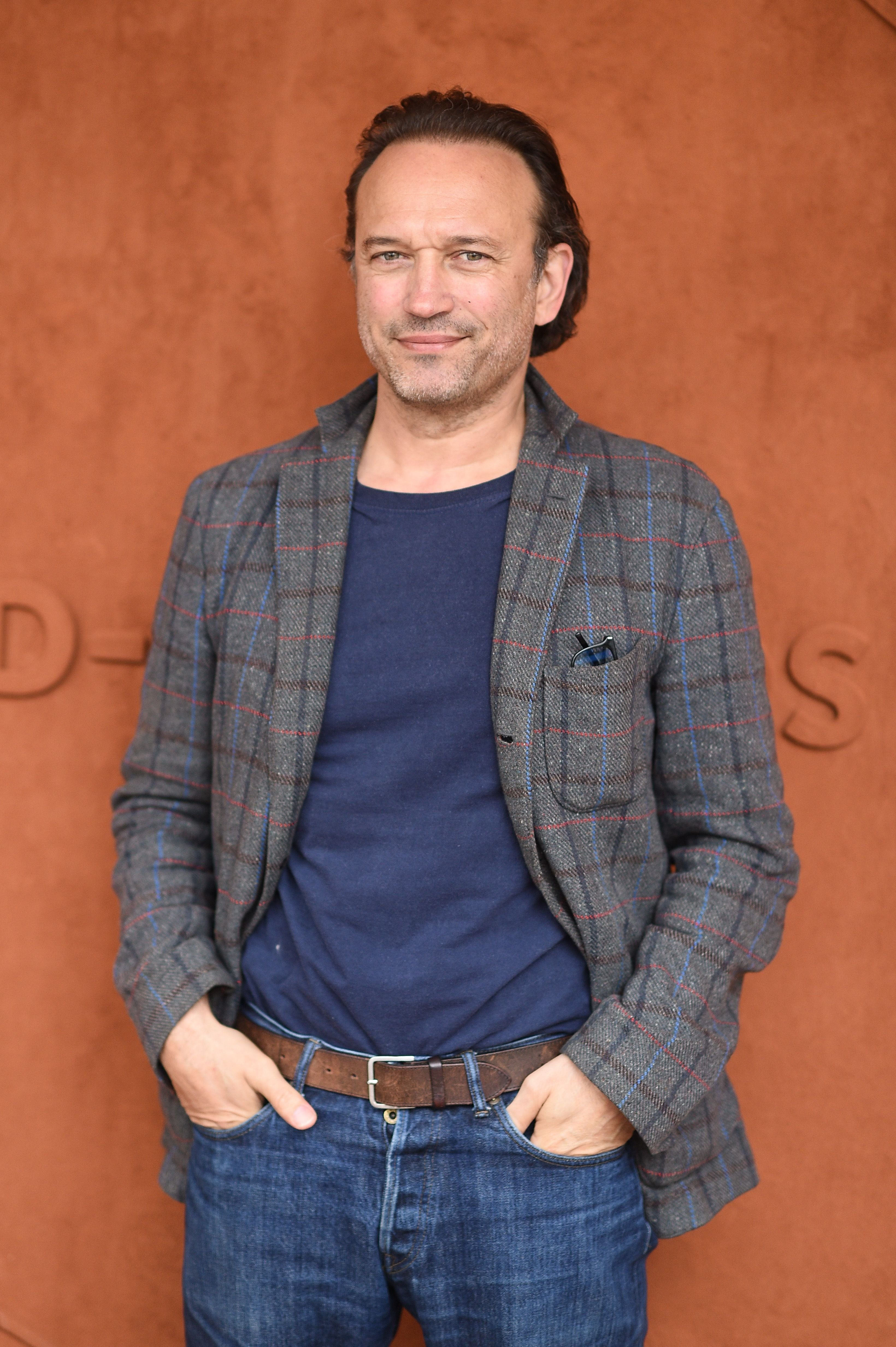 Le comédien Vincent Perez | Photo : Getty Images