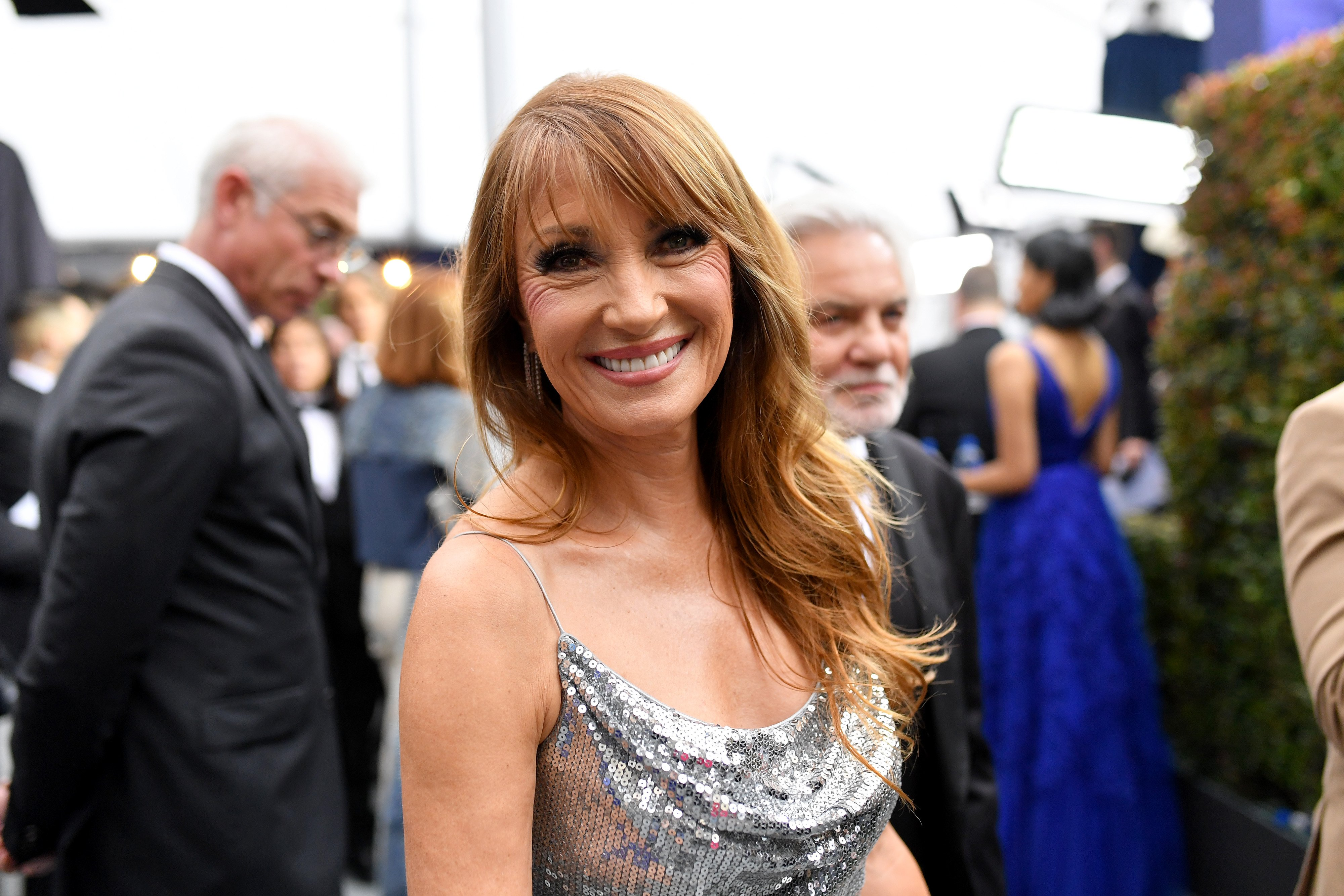 Jane Seymour at the Screen Actors Guild Awards in Los Angeles on January 19, 2020. | Photo: Getty Images.