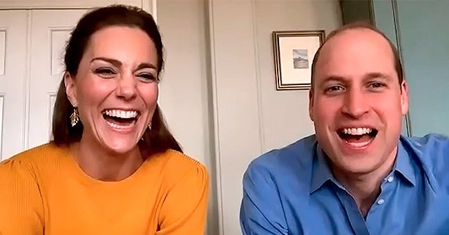 Kate Midleton and Prince William Made Their First Virtual Royal School Visit