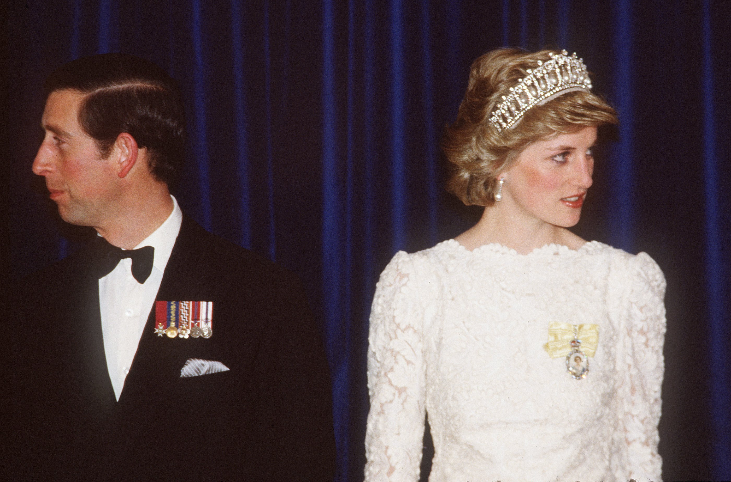 Prince Charles and Princess Diana | Photo: Getty Images