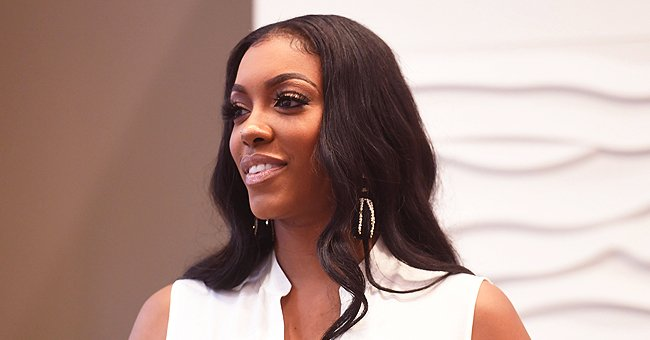 Porsha Williams' Baby Photo with Her Grandparents Lona and Phillip Is Way Too Cute