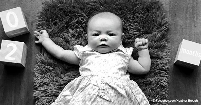 Padres notan rasguños en su hija y luego ven una 'figura fantasmal' cerca de su cama en la cámara