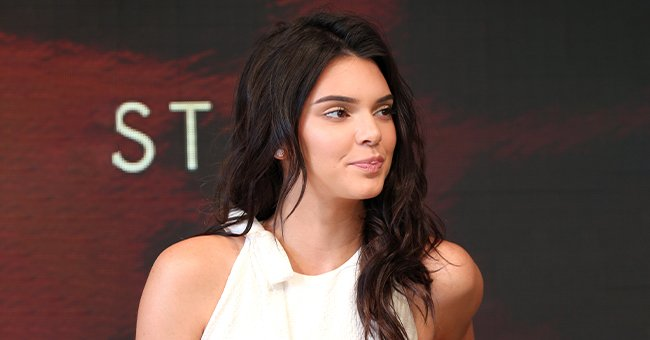 Kendall Jenner during a photo call ahead of the Magnum Doubles Party at the annual 69th Cannes Film Festival , May 2016   Source: Getty Images