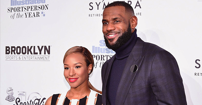 Basketball Star LeBron James' Wife Savannah Wishes Happy Birthday to Her Mom in a New Photo