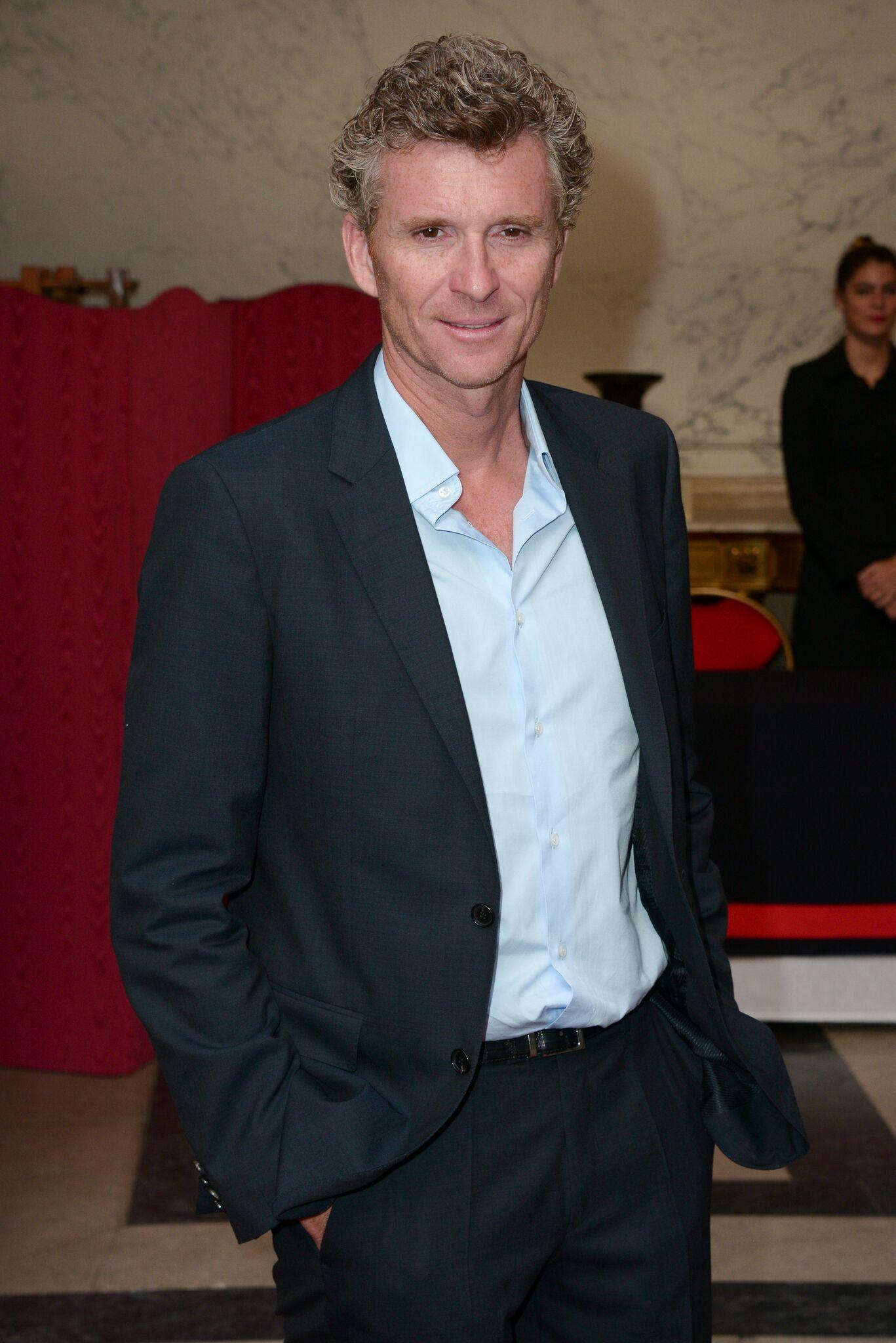 Le présentateur Denis Brogniart. l Source : Getty Images