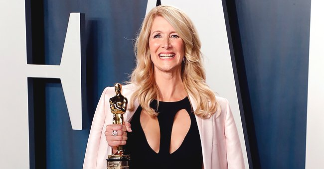Laura Dern from 'Little Women' Dazzles at Oscars After-Party in the Same Dress She Wore 25 Years Ago
