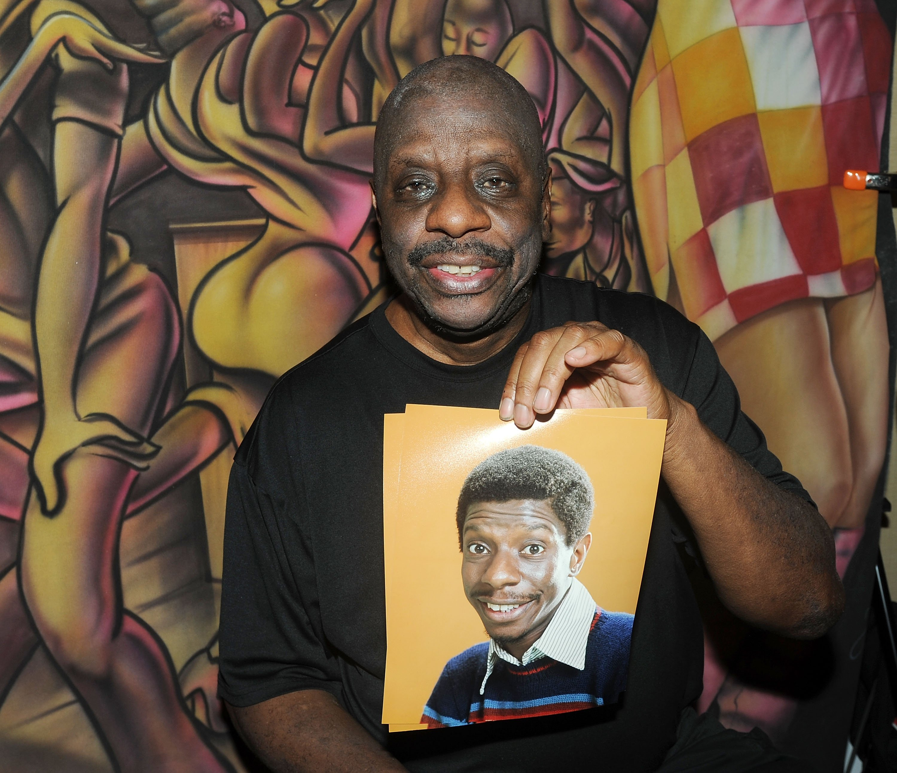 Jimmie JJ Walker attends Day 2 of the Chiller Theatre Expo at Sheraton Parsippany Hotel on October 25, 2014 | Photo: Getty Images